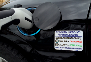 Magnet On Ford Focus Electric