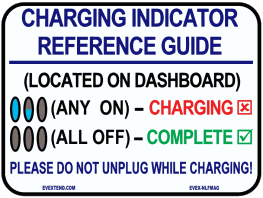 EVEX-NLFMAG Charging Reference Magnet